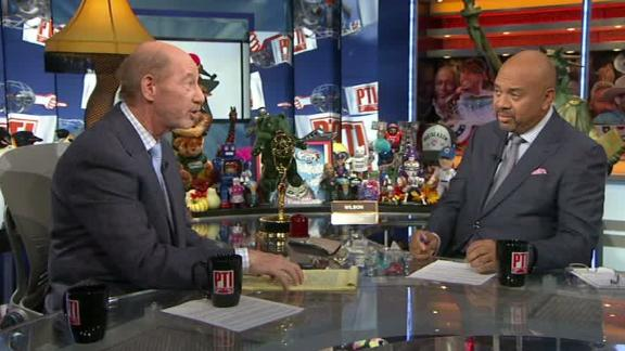 Tony Kornheiser & Michael Wilbon Appear Together On Greeny