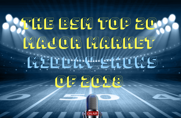 Major Market MidDay Shows