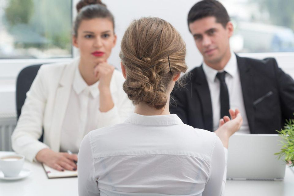You Can't Get The Job Without Acing The Interview