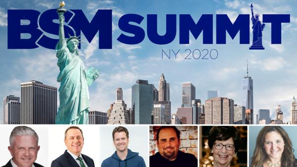 Clancy, Wischusen, Mamola, Markiewicz, McHale & Kloss Complete The 2020 BSM Summit Lineup