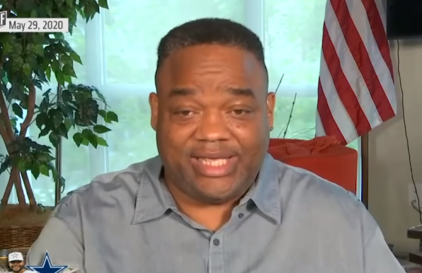 Jason Whitlock Filling In For Glenn Beck This Week