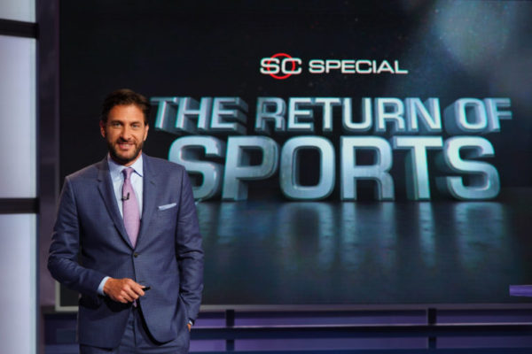 What Worked & What Didn't In SportsCenter's Return Of Sports?
