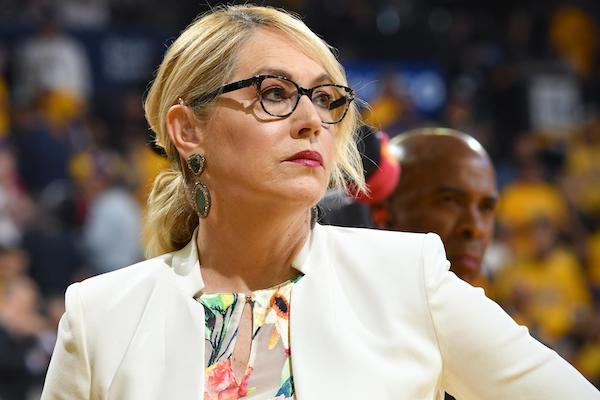 Doris Burke: Nothing Means More Than Inspiring Other Women