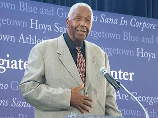 John Thompson Was A Titan On The Court, On The Air & In Life