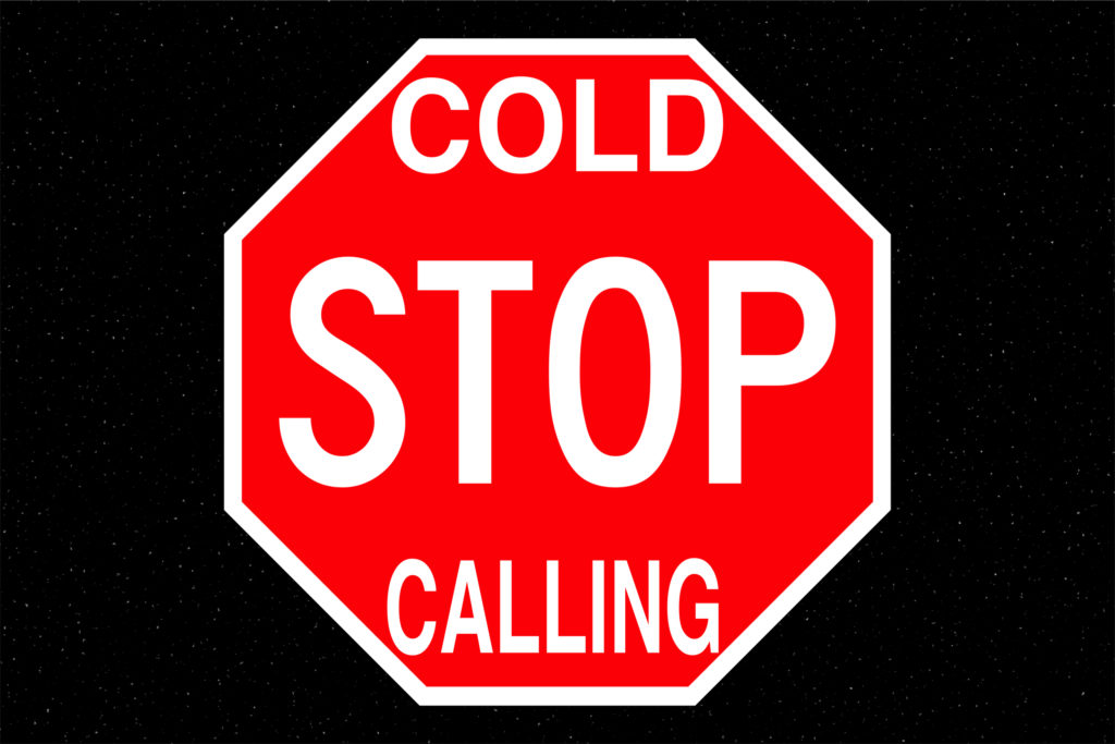 5 Ways To Find New Clients Without Making Cold Calls