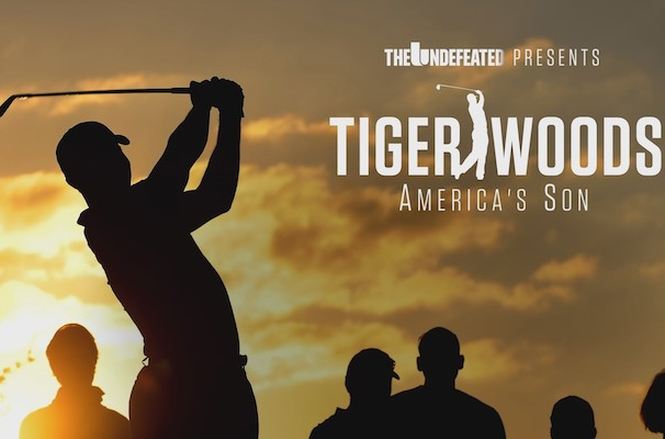 ESPN Drops Trailer For Tiger Woods: America's Son
