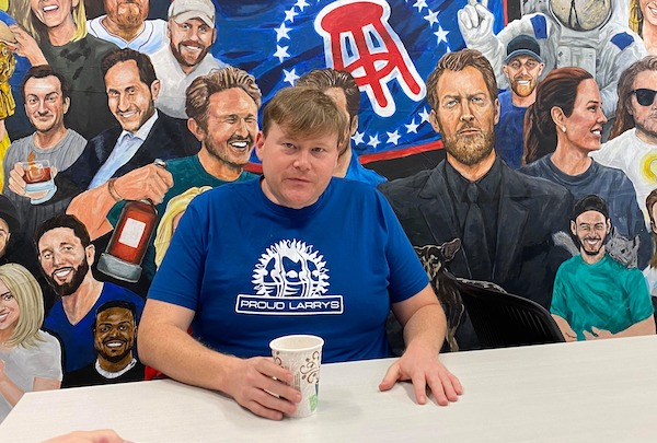 A Crazy Series of Events Landed Ben Mintz & Playboy Marty at Barstool Sports
