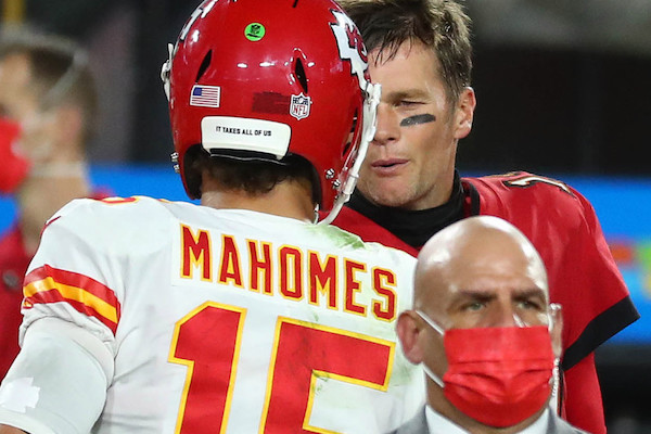 Brady Stayed Too Long, Allowing Mahomes To Dilute Legacy