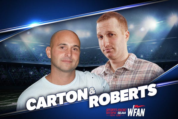 Carton & Roberts Show Promise In First Show