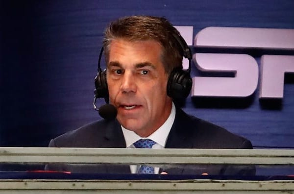 Anatomy of a Broadcaster: Chris Fowler
