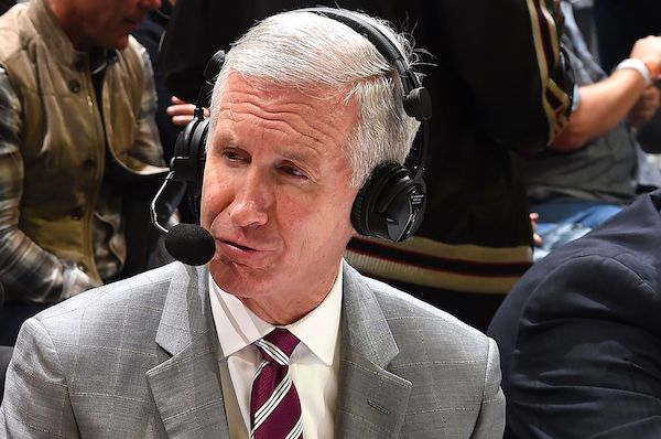 Mike Breen Says Michael Kay Made Him Stick To Broadcast Dream