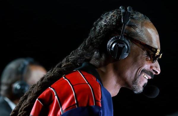 Snoop Dogg Viral Star Of Mike Tyson/Roy Jones Jr Fight