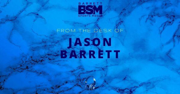 From the Desk of Jason Barrett